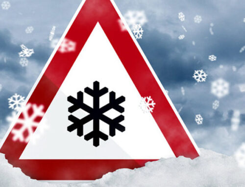 Avviso di condizioni meteorologiche per il 14 Febbraio